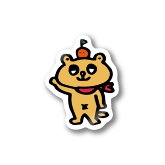PAFFUL PAFINのくまのパフィンくん Stickers
