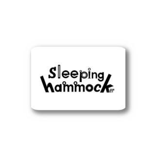 ハンモッカー1 Stickers