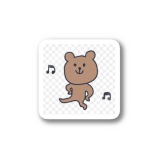 クマ Stickers