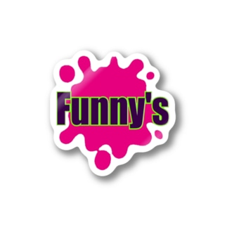 FunnyBunny's-ペンキ- Stickers