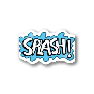 SPLASH! Stickers