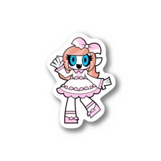 レティ Stickers