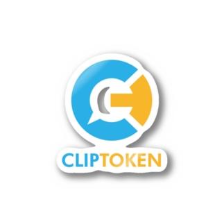 CLIP TOKEN Stickers