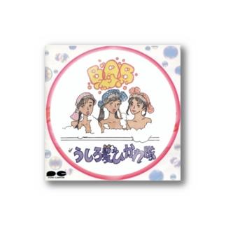 Miu's Idol - Ushirogami Hikaretai 1988 -  Stickers