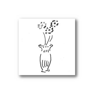 あの花瓶 Stickers