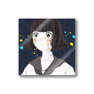 ドブちん Stickers