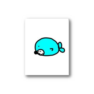まんまるゴマちゃん Stickers
