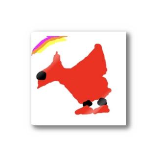 レインボー・ドラゴン Stickers