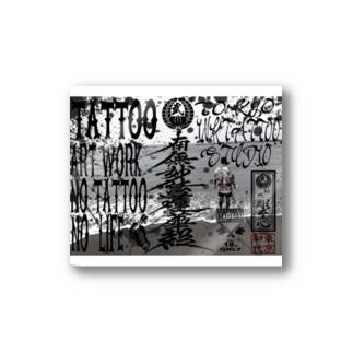 自作 Stickers