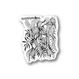 BOTANICAL #1 Stickers
