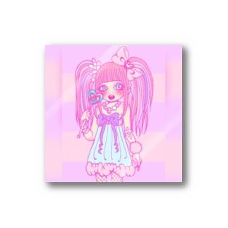 メンヘラちゃん Stickers