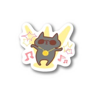 DJ RK Stickers