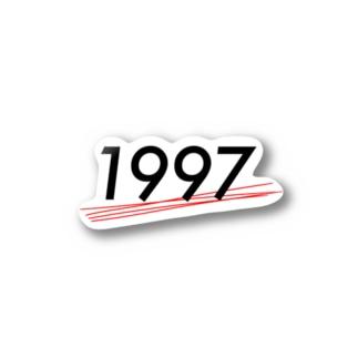 1997 Stickers