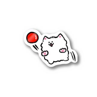 おあそびわんちゃん Stickers