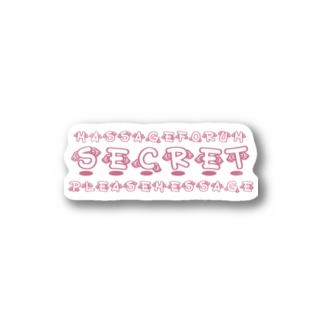 rogosecond Stickers