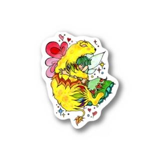 妖精さん Stickers