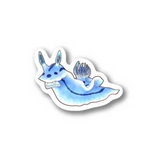 ミゾレウミウシ Stickers