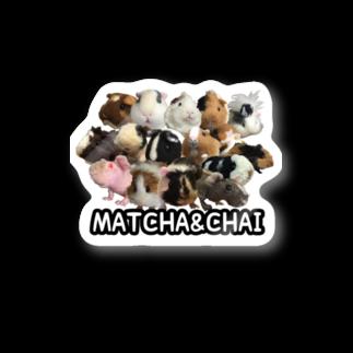 toshiaki-818の羊毛モルモット大集合 Stickers