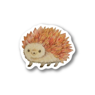 輝石ハリネズミ2 Stickers