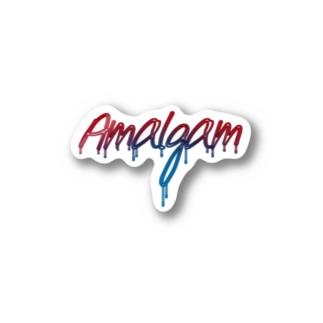 Amalgam ステッカー