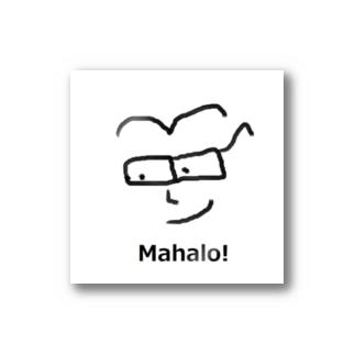 Mr.Mahalo Stickers