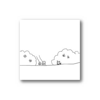 お散歩中に出会った猫ちゃん Stickers