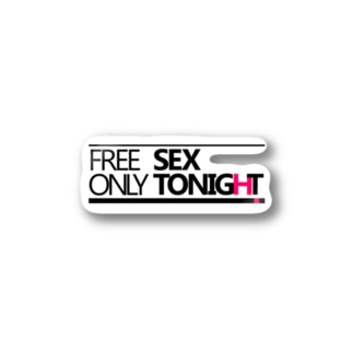 FREE SEX Stickers