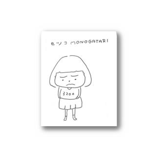 セツコMONOGATARI Stickers
