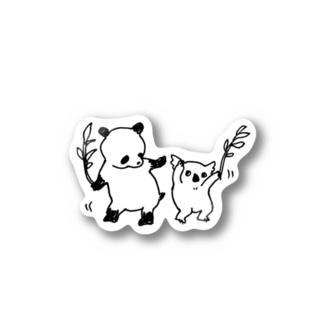 ダンシング偏食ブラザーズ Stickers