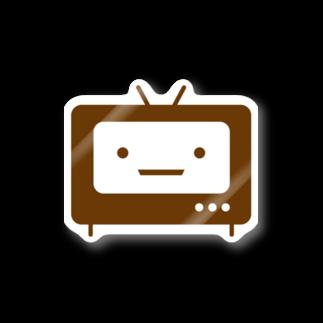 ロゴラボのテレビロゴマーク Stickers