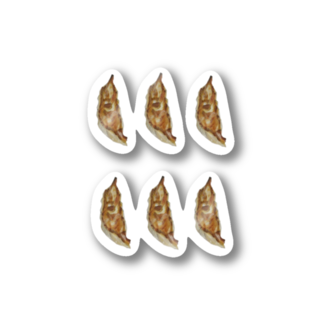 GOHANYAの餃子 Stickers