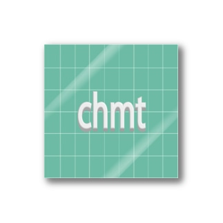 chmtグッズ Stickers