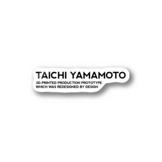 TAICHI YAMAMOTO Stickers