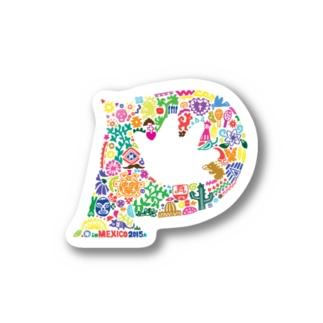 mexico sticker Stickers