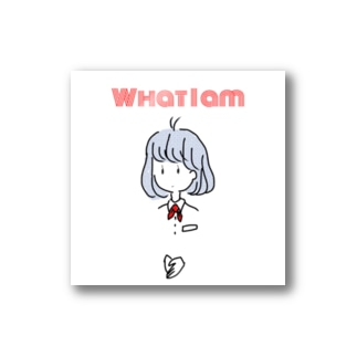What I  am Stickers