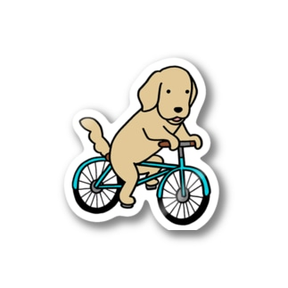 bicycle 2 Stickers