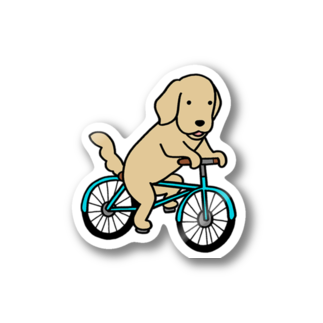 efrinmanのbicycle 2 Stickers