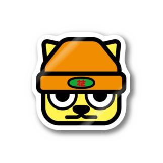 パ紋No.3272 花 Stickers