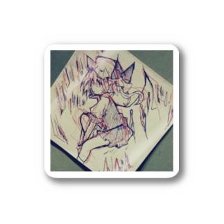 フランちゃん Stickers