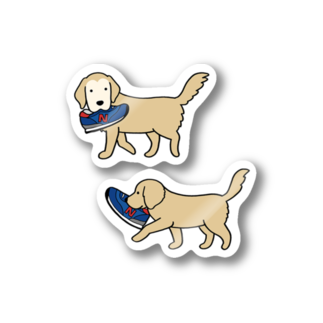 efrinmanの師匠と弟子 2 Stickers