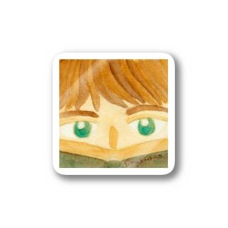 読書 Stickers