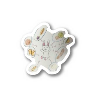 夢の中 Stickers