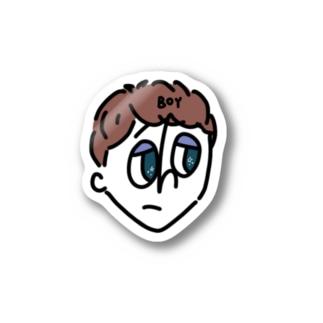 キラキラボーイ Stickers