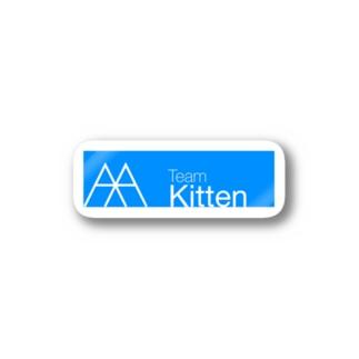 TeamKitten Stickers