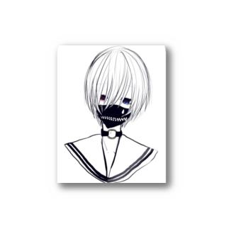 セーラー系男子 Stickers