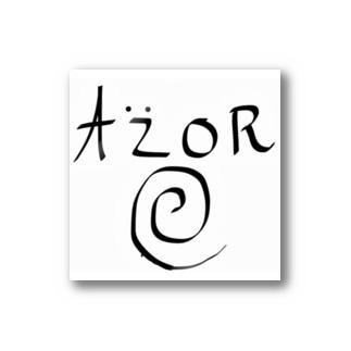 Azor Stickers