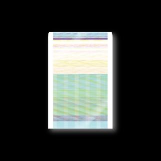 anq(バグ屋)のバグ_bluestripe Stickers
