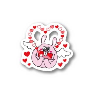 ピョンちゃん(愛) Stickers