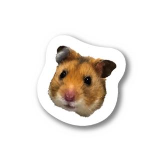 USAOTODAYのHAMUO ORIGINAL A シリーズ Stickers