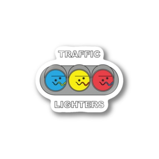 traffic lighter Stickers